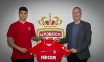 Monaco ra mắt cầu thủ 16 tuổi đắt giá nhất thế giới