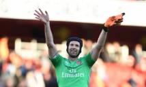 Lần đầu giữ sạch lưới, Cech được HLV Emery tung hô hết lời