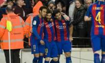 MSN thăng hoa, Barca nhấn chìm Sevilla