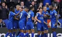 Leicester thắng ấn tượng Crystal Palace trên sân nhà