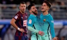 Vòng 19 La Liga: Top 3 bứt phá