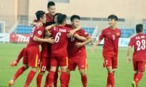 U19 Việt Nam gây chú ý trong lần đầu ra biển lớn