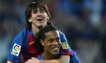 Ronaldinho, nụ cười và phép thuật viết lại lịch sử Barcelona