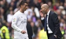Zidane lên dây cót tinh thần cho trò cưng trước đại chiến Barca