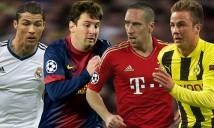 Ứng viên vô địch Champions League: Barca vẫn là số 1
