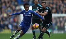 Chuyển nhượng Chelsea: Bán Willian mua sao PSG