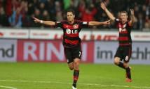 Leverkusen vs Hannover 96, 21h30 ngày 30/01: Thay tướng chưa đổi vận