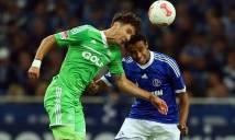 Wolfsburg vs Schalke, 21h30 ngày 19/11: Hoàng đế leo dốc