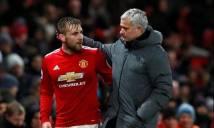 Huyền thoại MU ủng hộ cách làm của Mourinho với Shaw