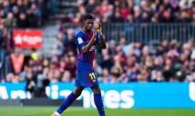 Dembele bị huyền thoại Barca dằn mặt về tư duy chơi bóng
