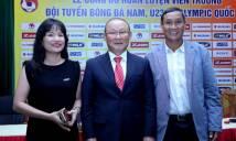 Lộ điểm yếu của ông Park khi làm HLV trưởng ĐTQG Việt Nam