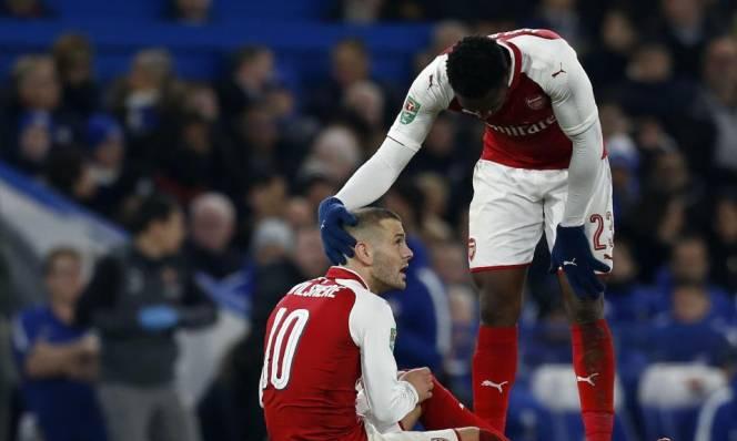 Arsenal đón tin dữ sau đại chiến Chelsea