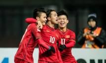 NÓNG: Dàn sao U23 Việt Nam gửi lời chúc Tết Nguyên đán tới người hâm mộ