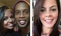 Sốc: Ronaldinho cưới liền một lúc 2 vợ