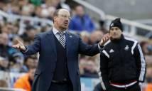 Benitez chưa quyết tương lai ở Newcastle