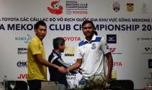 Sanna Khánh Hoà quyết giữ thể diện cho bóng đá Việt Nam