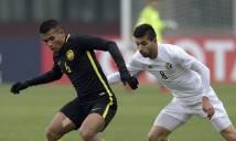 AFC bất ngờ, khen ngợi chiến tích của U23 Malaysia tại VCK U23 châu Á