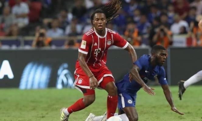 NÓNG: Chelsea đạt thỏa thuận mượn Renato Sanches