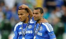Chelsea tính mang người cũ về chia lửa với Marcos Alonso