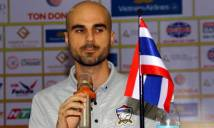 HLV U21 Thái Lan thừa nhận thắng may U21 Việt Nam