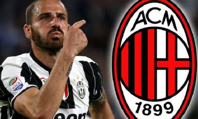 Băng đội trưởng và mức lương kỷ lục tại Milan đang chờ Bonucci