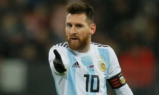 Messi bị đe dọa nếu đá trận gặp ĐT Israel
