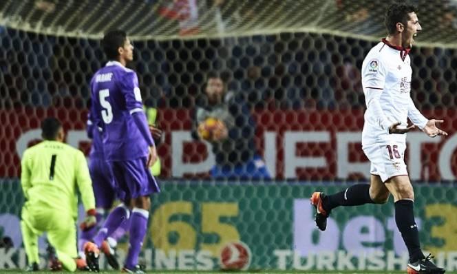 Ramos phản lưới nhà, Real chấm dứt kỷ lục bất bại