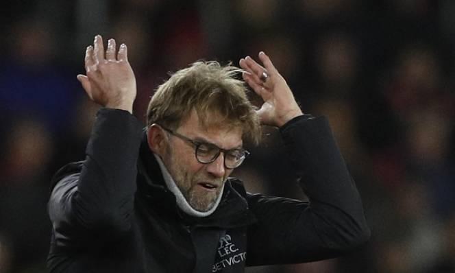 Klopp: 'Liverpool đã may mắn khi chỉ thua 0-1'