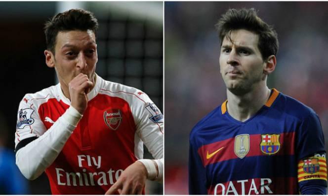Tại sao Messi không muốn Barca chiêu mộ ngôi sao của Arsenal?