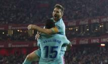 Messi - Paulinho, 'song sát' mới tại Barcelona