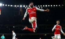 'Chân gỗ' giúp Arsenal tạo nên kỷ lục đặc biệt