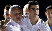 Nhận định sai lầm, Mourinho phải gọi điện xin lỗi Ronaldo