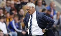 Leicester City: Nhà ĐKVĐ đang đua trụ hạng