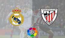 Nhận định Real Madrid vs Bilbao, 21h15 ngày 21/4: Thử thách khó nhằn