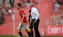 Đối thoại Mourinho: đây không phải mùa giải thất bại!