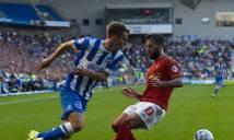 Brighton vs Nottingham Forest, 01h45 ngày 13/08: Lấy lại vị thế