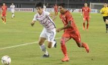Myanmar mất cầu thủ chủ lực trong trận gặp Việt Nam