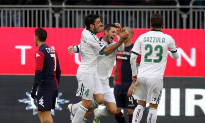 Nhận định Sassuolo vs Cagliari 18h30, 11/02 (Vòng 24 - VĐQG Italia)