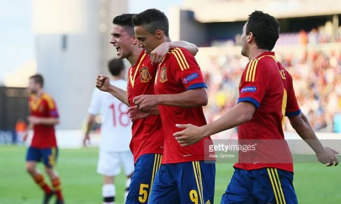 U21 Tây Ban Nha vs U21 Serbia, 01h45 ngày 24/6: Chiến thắng nhẹ nhàng