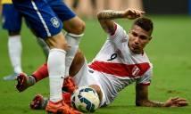 Đội trưởng tuyển Peru mất World Cup vì doping