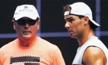 Nadal ấn định thời điểm chia tay HLV