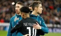Điểm tin bóng đá quốc tế trưa 23/5: Ronaldo bật cười nói về Neymar