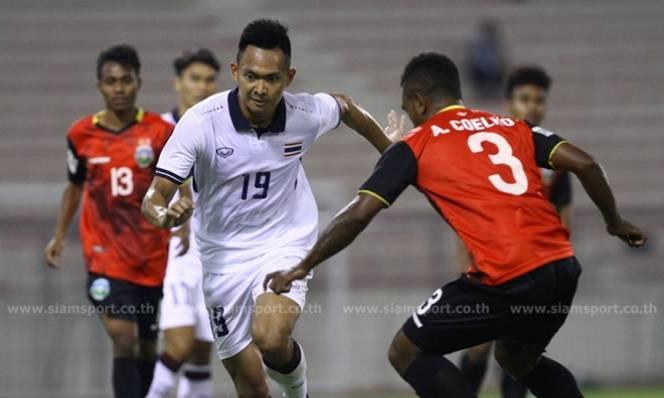 Bảng B bóng đá nam SEA Games: Indonesia nhàn hạ giành 3 điểm, Thái Lan 'thắng nhọc' trước Timor Leste