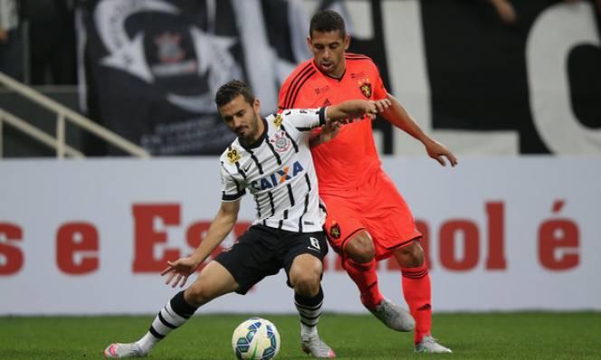 Sport Recife vs Corinthians, 21h00 ngày 29/05: Lặp lại kịch bản