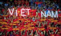 Các CĐV quyết nhuộm đỏ SVĐ Cheonan để tiếp lửa cho U20 Việt Nam