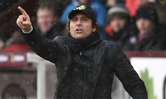 Conte nói gì sau chiến thắng 2-1 trước Stoke City