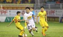 Tổng hợp vòng 4 V-League 2018: HAGL đẩy Nam Định bét bảng; Than Quảng Ninh vững ngôi đầu