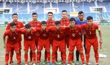Bộ đôi HAGL ghi bàn, U18 Việt Nam vươn lên đầu bảng