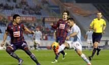Nhận định Celta Vigo vs Eibar 03h30, 29/11 (Lượt về Vòng 1/16 - Cúp Nhà Vua Tây Ban Nha)