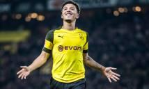 Thất bại trong cuộc đua giành đĩa bạc, Sancho vẫn tiếp tục gắn bó với Dortmund để phục thù